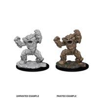 MINIS: D&D: EARTH ELEMENTAL