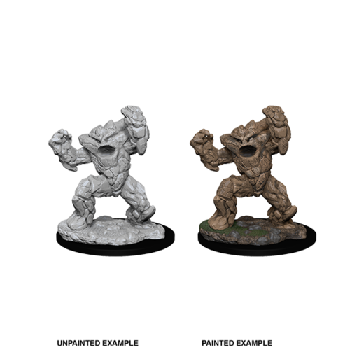 Wizkids MINIS: D&D: EARTH ELEMENTAL