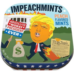 UNEMPLOYED PHILOSOPHERS MINTS: TRUMP IMPEACHMINTS