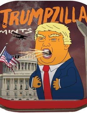 UNEMPLOYED PHILOSOPHERS MINTS: TRUMPZILLA