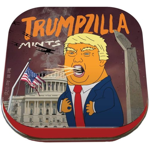 UNEMPLOYED PHILOSOPHERS MINTS: TRUMPZILLA