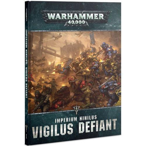 Games Workshop 40K VIGILUS DEFIANT