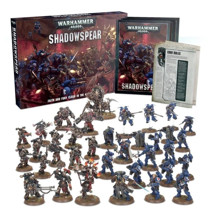 Games Workshop 40K SHADOWSPEAR