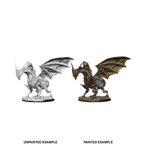 Wizkids MINIS PF CLOCKWORK DRAGON