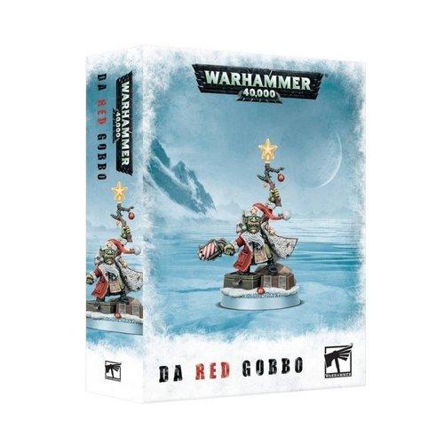 Games Workshop ORK DA RED GOBBO