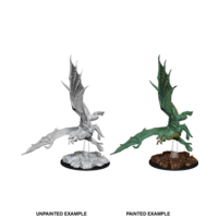 MINIS: D&D: YOUNG GREEN DRAGON