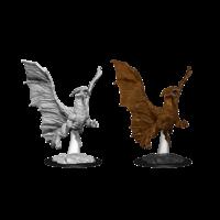 MINIS: D&D: YOUNG COPPER DRAGON