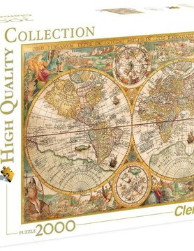 CREATIVE TOY COMPANY CL2000 ANCIENT MAP