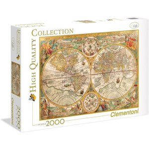 Clementoni CL2000 ANCIENT MAP