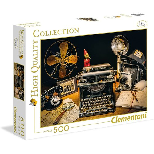 Clementoni CL500 THE TYPEWRITER