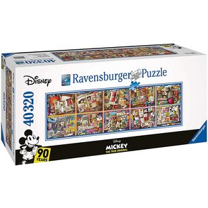 Ravensburger RV40000 DISNEY MAKING MICKEY'S MAGIC