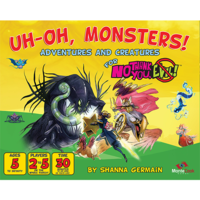 NO THANK YOU EVIL!: UH-OH MONSTERS!