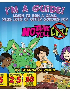 Monte Cook Games NO THANK YOU EVIL!: I'M A GUIDE