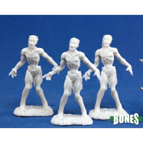 Reaper Miniatures BONES: ZOMBIES GEORGE (3)