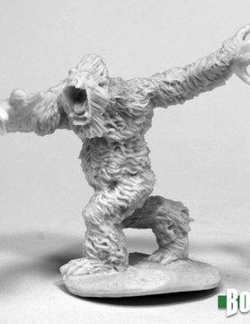 Reaper Miniatures BONES: YETI WARRIOR