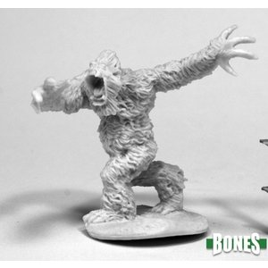 Reaper Miniatures BONES: YETI WARRIOR