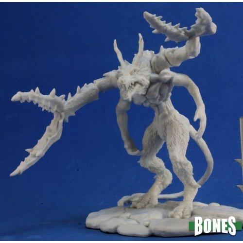 Reaper Miniatures BONES: WOLF DEMON