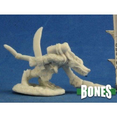 Reaper Miniatures BONES: WERERAT STALKER