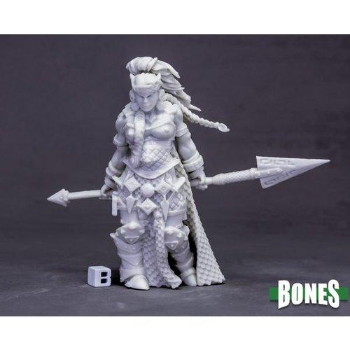 Reaper Miniatures BONES: VANJA FIRE GIANT QUEEN