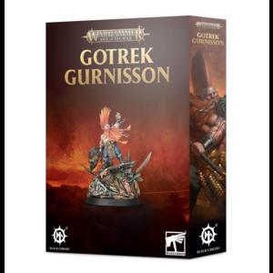 Games Workshop DUARDIN GOTREK GURNISSON