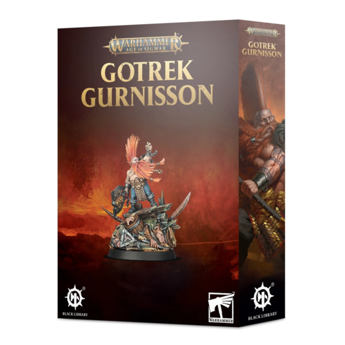 Games Workshop DUARDIN GOTREK GURNISSON