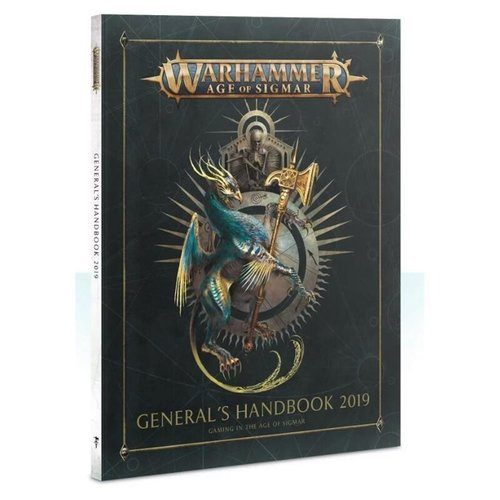 Games Workshop AoS GENERAL'S HANDBOOK 19