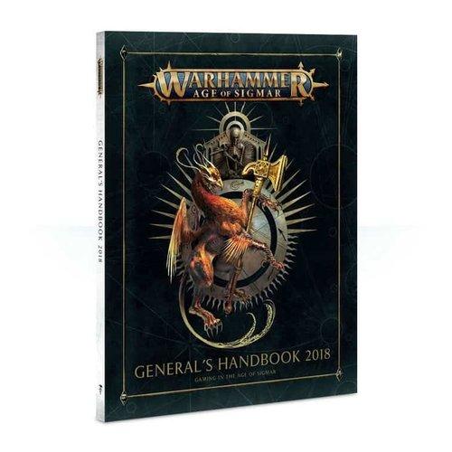 Games Workshop AoS GENERAL'S HANDBOOK 18