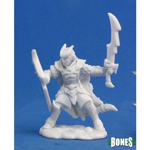 Reaper Miniatures BONES: VAELOTH HELLBORN PALADIN