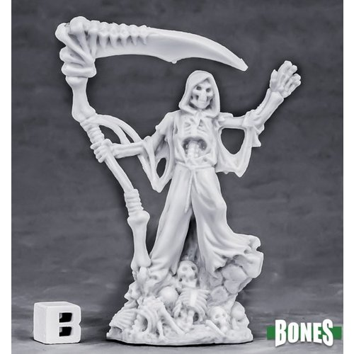 Reaper Miniatures BONES: UNDYING LORD OF DEATH