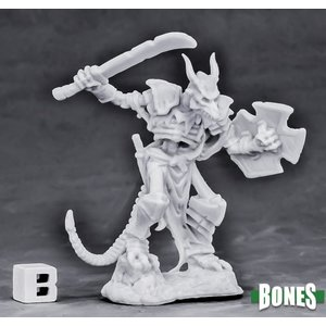 Reaper Miniatures BONES: UNDYING LIZARDFOLK
