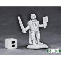 BONES: UNDEAD HALFLING ROGUE