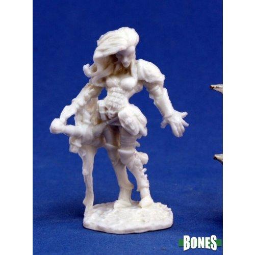 Reaper Miniatures BONES: TEREZINYA BONEPANDER WIZARD