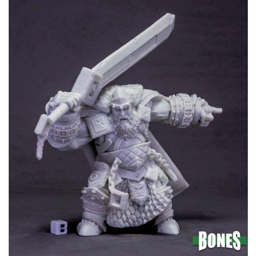 Reaper Miniatures BONES: SKORG IRONSKULL KING
