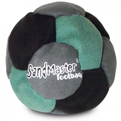 WORLD FOOTBAG SANDMASTER FOOTBAG (HACKY SACK)