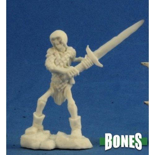 Reaper Miniatures BONES: SKELETON G 2H SWORD (3)