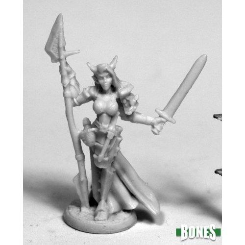 Reaper Miniatures BONES: SKARA FEMALE SKOLI