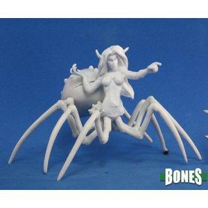 Reaper Miniatures BONES: SHAERILETH SPIDER DEMONESS