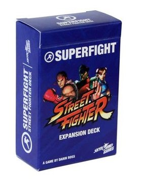 Skybound Entertainment SUPERFIGHT STREET FIGHTER