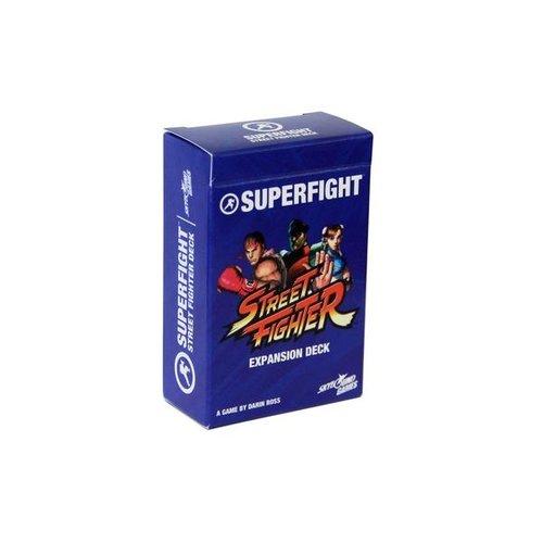 Skybound Entertainment SUPERFIGHT: STREET FIGHTER