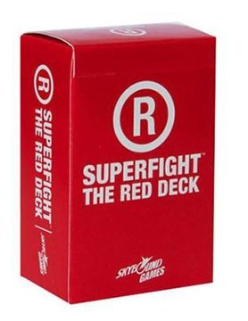 Skybound Entertainment SUPERFIGHT RED DECK