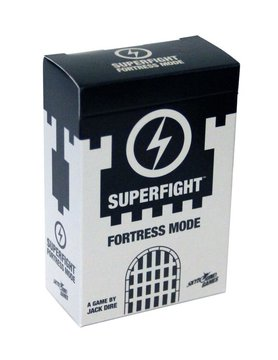 Skybound Entertainment SUPERFIGHT FORTRESS MODE