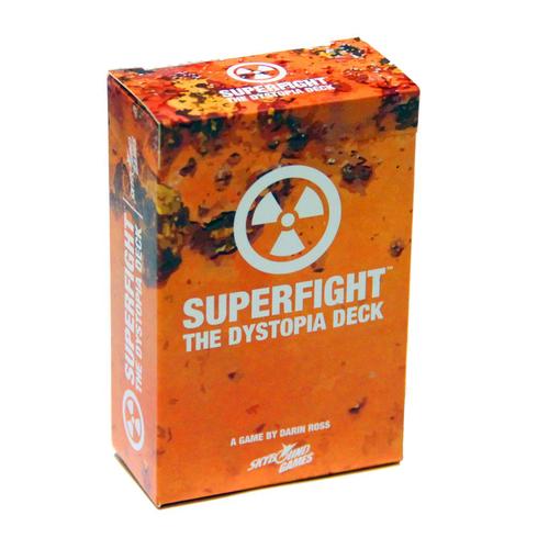 Skybound Entertainment SUPERFIGHT: DYSTOPIA