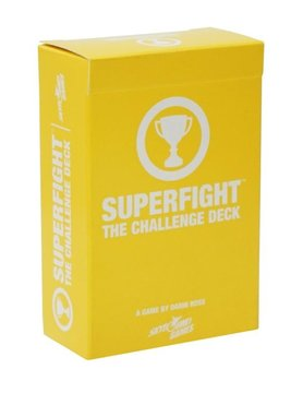 Skybound Entertainment SUPERFIGHT CHALLENGE DECK