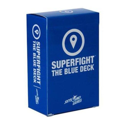 Skybound Entertainment SUPERFIGHT: BLUE DECK