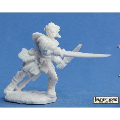 Reaper Miniatures BONES: PATHFINDER: VALEROS