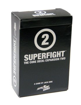 Skybound Entertainment SUPERFIGHT EXPANSION 2
