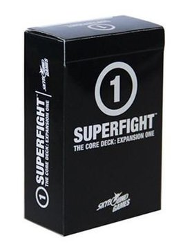 Skybound Entertainment SUPERFIGHT EXPANSION 1