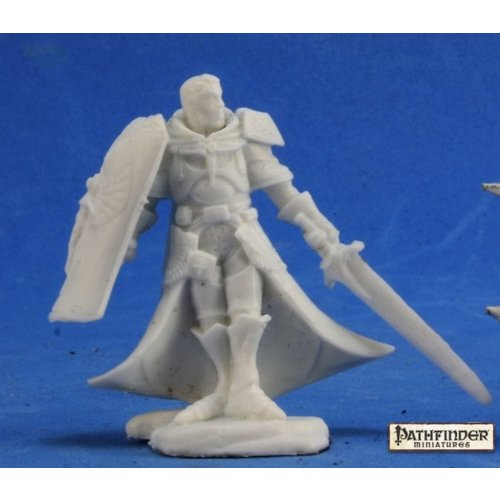 Reaper Miniatures BONES: PATHFINDER: HOLY VINDICATOR