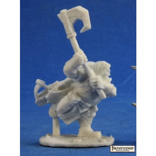 Reaper Miniatures BONES: PATHFINDER: HARSK
