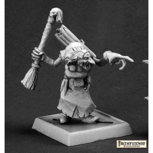 Reaper Miniatures PATHFINDER: BABA YAGA
